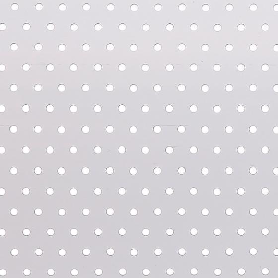 65P Weiß matt perforiert